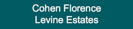 Cohen Florence Levine Estates