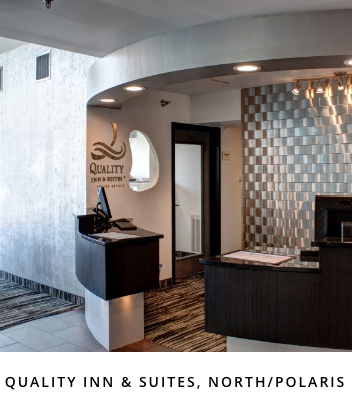 Quality Inn and Suites North Polaris