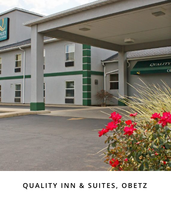 Quality Inn and Suites Obetz