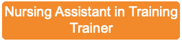 Nursing Assistant Training Trainer