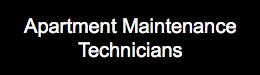 Apartment Maintenance Technicians