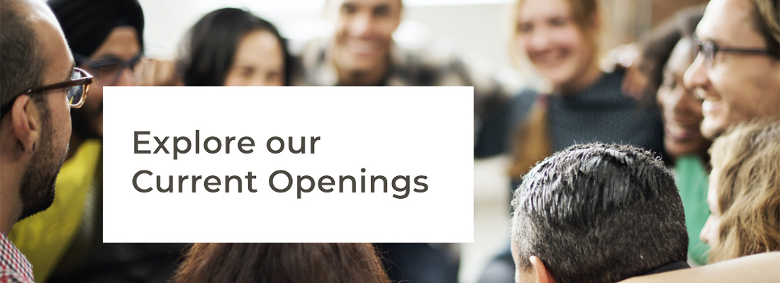 Explore Our Current Openings